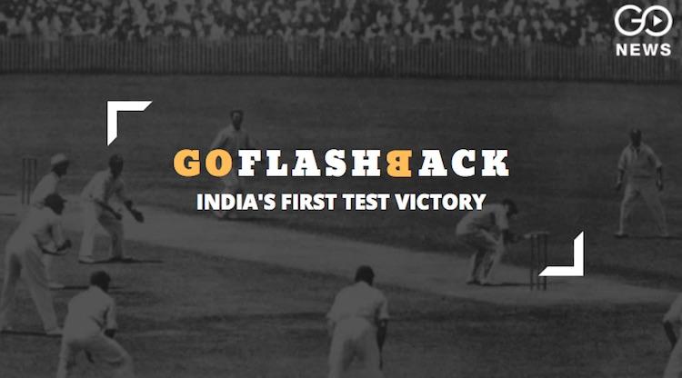 India vs England 1952 Madras Test