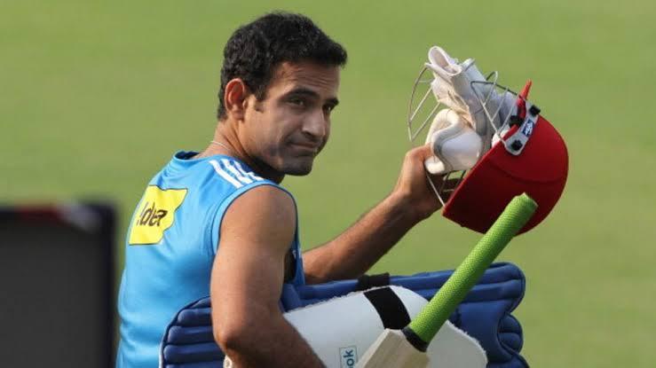 Irfan Pathan International record