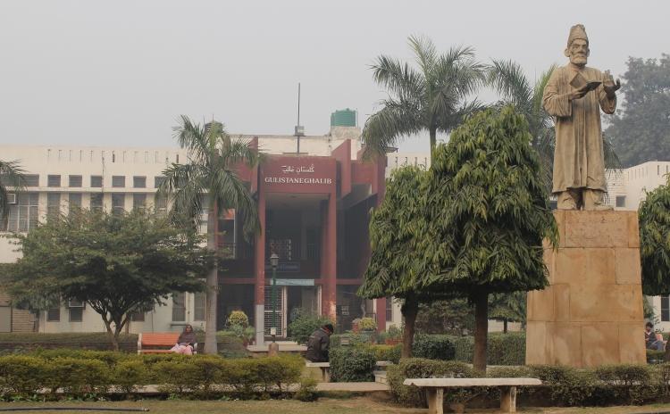 Jamia Bags Top Spot Among Central Universities, AM