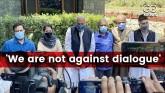 Will Participate In PM Narendra Modi's Kashmir Mee