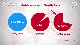 Over 7.23 Crore To Be Unemployed In South Asia In