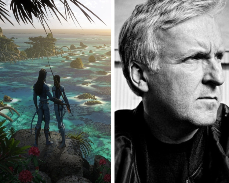 Avatar 2 Has Finished Filming Confirms James Camer