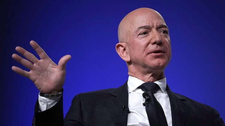 Amazon Boss Jeff Bezos Pledges $10 Billion For Cli