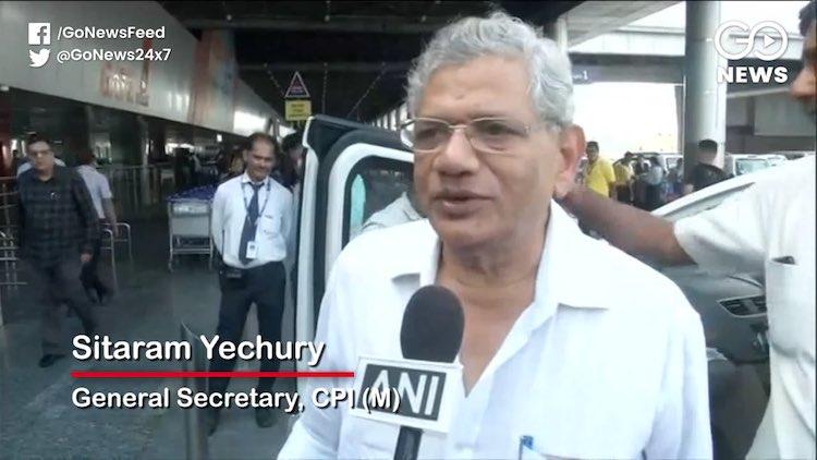 Sitaram Yechury