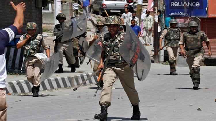 Pakistan Kashmir resolution