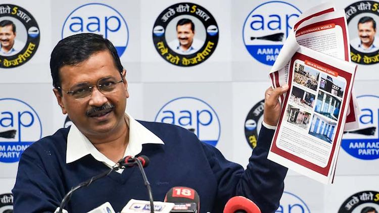 Delhi Polls: AAP Announces Candidates For All 70 S