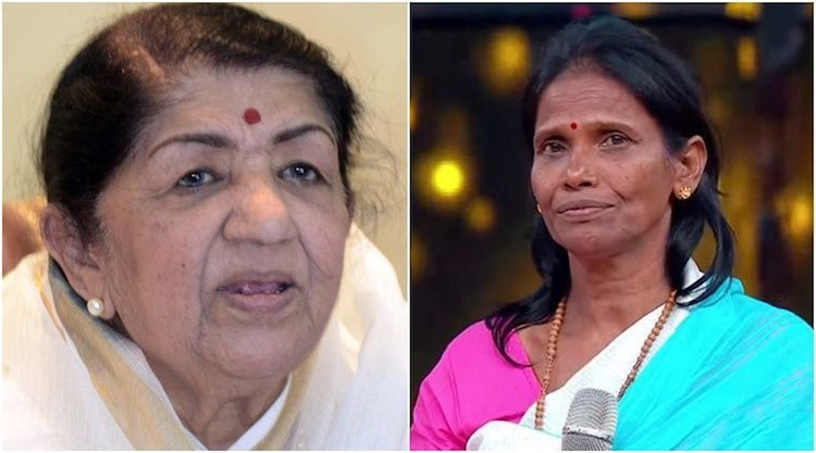 Lata Mangeshkar Advises Ranu Mondal To Sing New So