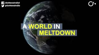 NASA Footage Sheds Light On A World In Meltdown
