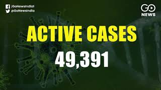 India COVID-19 Cases Inch Towards 50,000, Death To