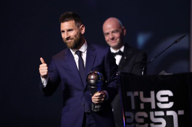 FIFA Footballer of the year