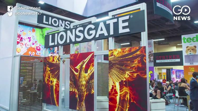 Lionsgate Play Arrives In India