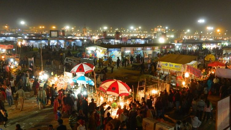 Lucknow Festival cancelled, announcement of new da