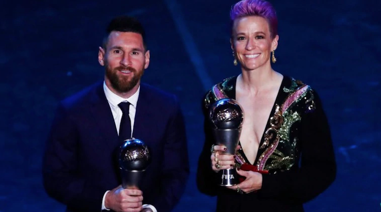 Lionel Messi Wins Best FIFA Player Awards 2019