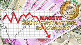 Credit Demand Shrinks Hit Hard By COVID 2nd Wave