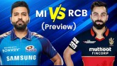 The Cricket Show : Mumbai Indians vs Royal Challen