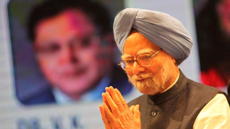 LIVE: Dr. Manmohan Singh Interacting With Members