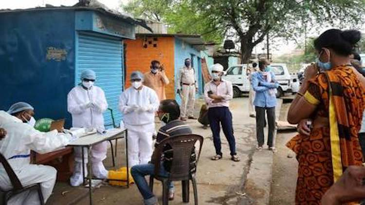 COVID-19 Spread In Rural India: Shortage Of Doctor