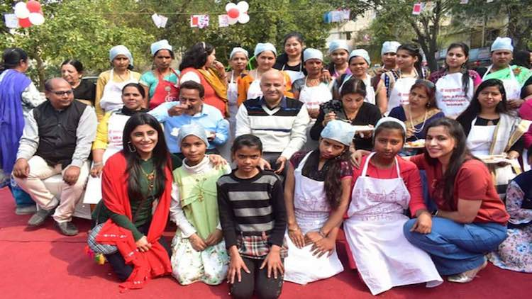 'Period Feast' Organised By Menstruating Women In