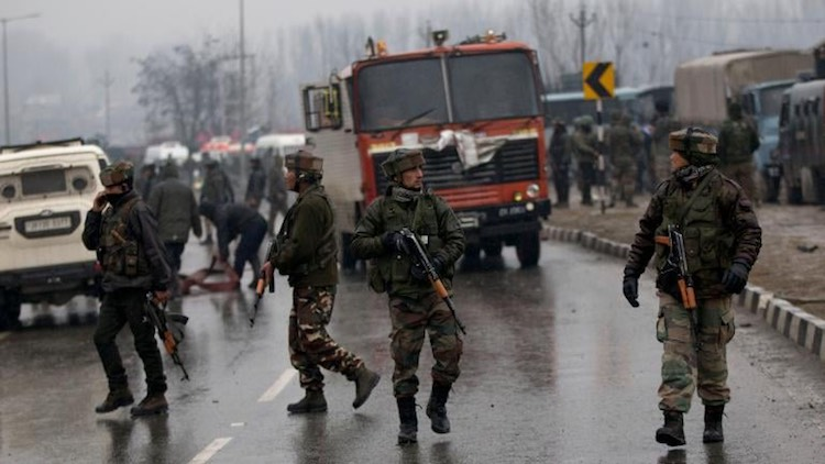 J&K: Drop In Security Forces' Deaths, But Not In