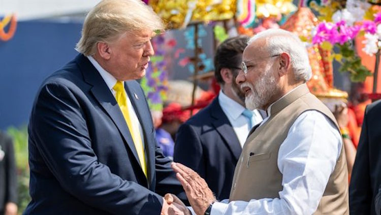 Modi-Trump Joint Statement: Defence Deals Signed,