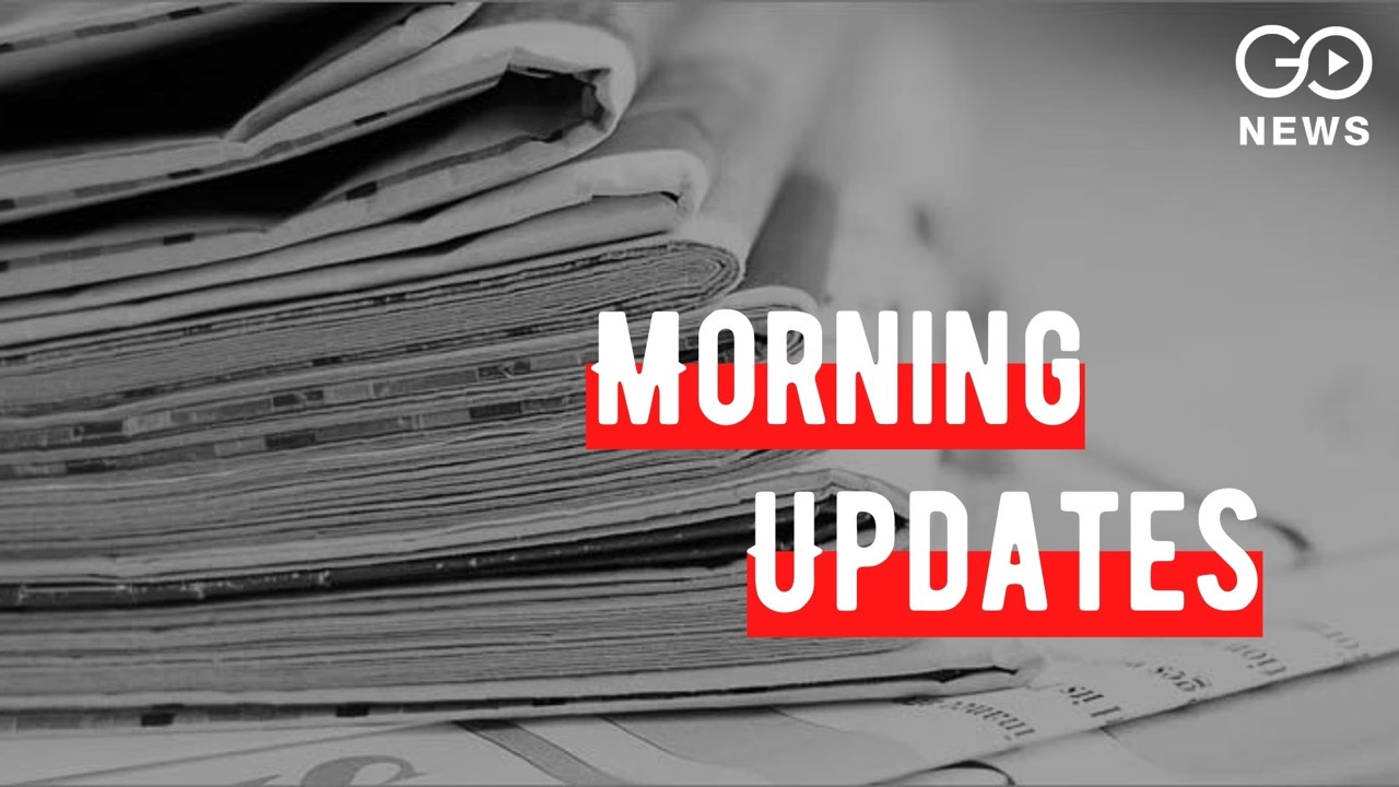 Morning Updates In 90 Seconds