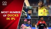 Cricket Trivia: Most Number Of Ducks In IPL