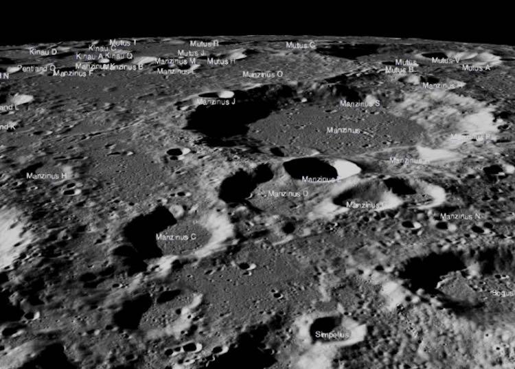 No trace of Vikram Lander on moon: NASA