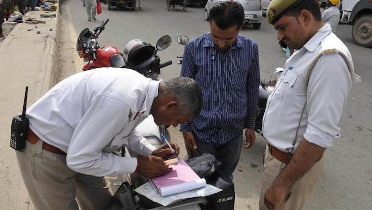 NEW MOTOR VEHICLE ACT ROLLS IN