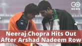 Neeraj Chopra Hits Out After Arshad Nadeem Row