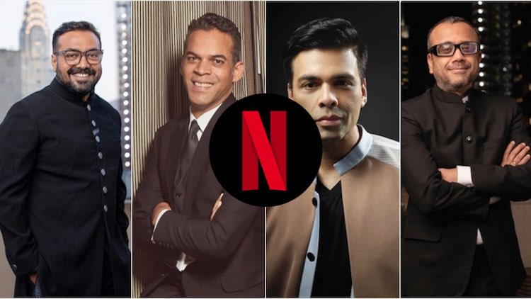 Netflix Announces Four India Projects
