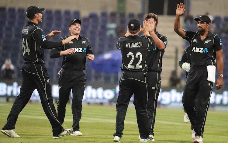New Zealand ODI Squad