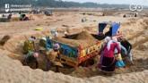 MP: Sand Mafia Attacks Police Personnel, 3 Injured