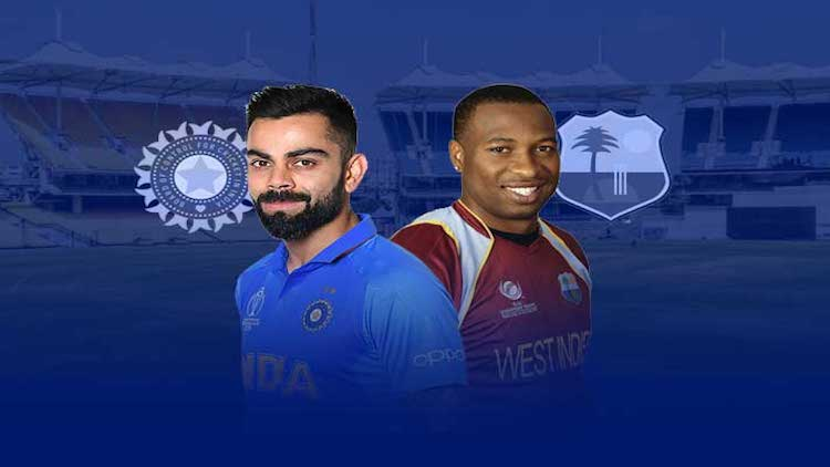 All Set For India Vs WI One-Dayer In Vizag On Wedn