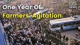 Farmers' Protest 1 Year