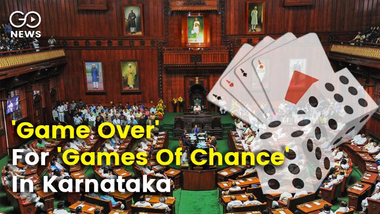 Karnataka Assembly Bans Online Gaming
