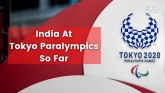India Break Their Best-Ever Tally At The Paralympi