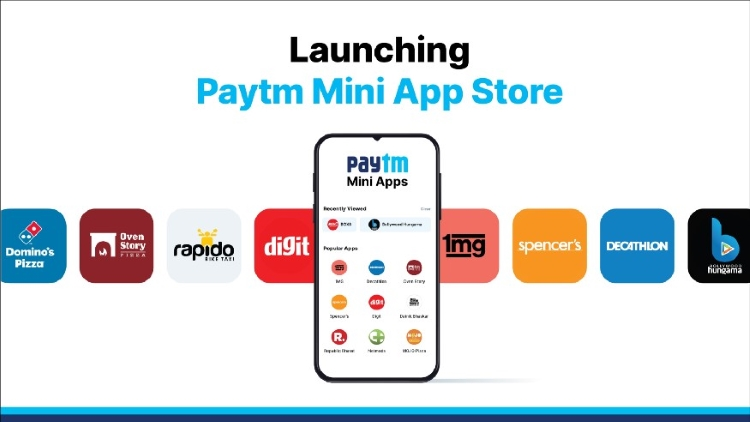 Paytm Rolls Out 'Mini App Store' Within App As Tus