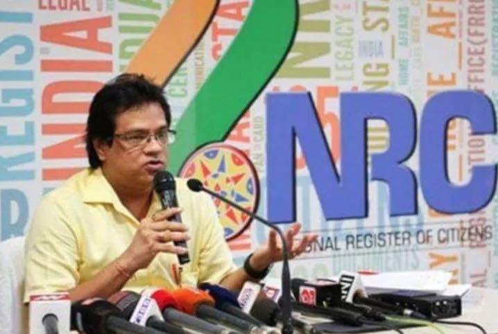 Prateek Hazela transfer finalizing NRC in Assam, M