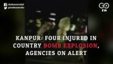 Kanpur: Four Injured In Country Bomb Explosion, Ag