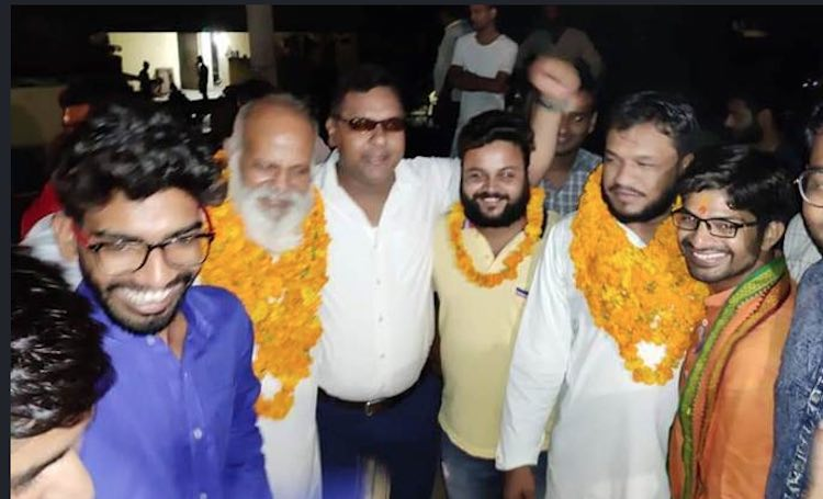 Heroes' Welcome For Riots Accused