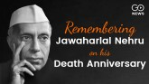 Remembering Jawaharlal Nehru on his Death Annivers