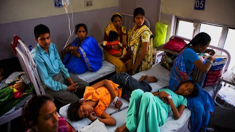 Rural Healthcare Bed-Ridden Due To Lack Of Doctors