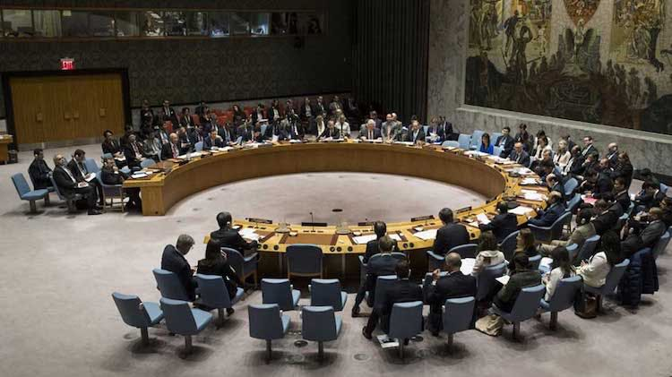 Russia Spooks India at UNSC