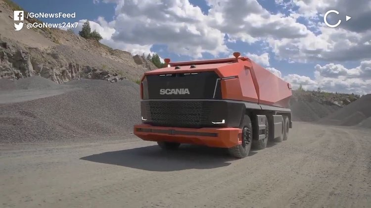 Scania's Innovation In Commercial Transport