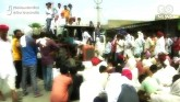 Angry Rajasthan Farmers Head For Delhi To Protest