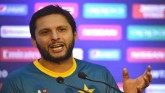 Former Pakistan Captain Shahid Afridi Tests COVID-