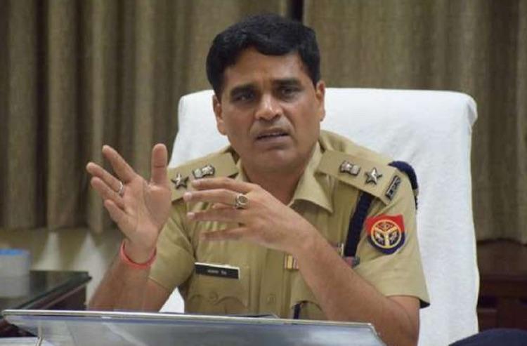 UP Govt Suspends Former Kanpur SSP Anant Dev In Bi
