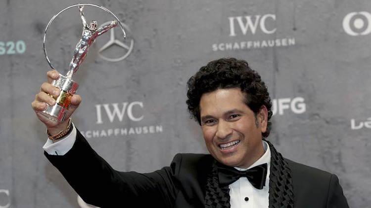 Sachin Tendulkar Wins Laureus Sports Awards For 20