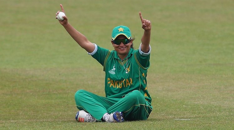 ICC Congratulates Sana Mir For A Superb Career