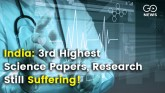 India Scientific Research Output Funding Crisis